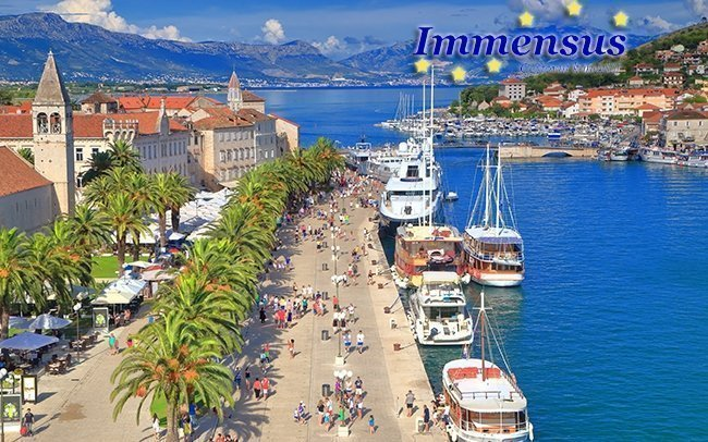 Rodinná dovolená v Chorvatsku (Trogir) s all inclusive + až 2 děti ZDARMA