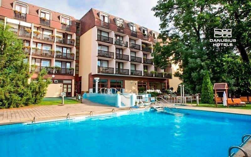 Sárvár luxusně ve 4* hotelu Danubius s polopenzí, wellness a termálním bazénem