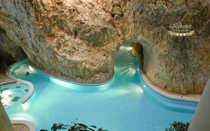 Miskolc Tapolca s polopenzí a wellness pouhých 500 m od jeskynních lázní