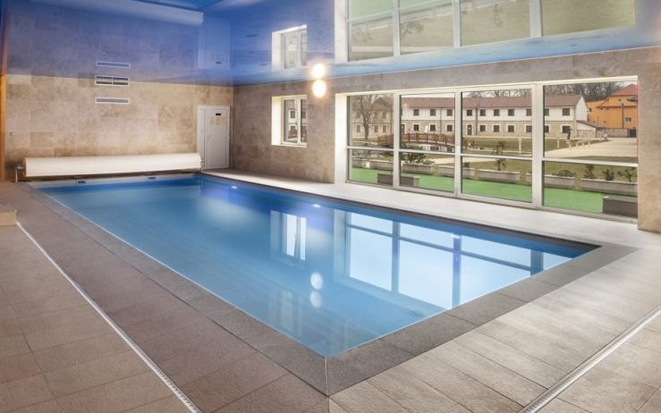 Wellness pobyt pro dva s bazénem, vířivkou a polopenzí v luxusním Hotelu Lions