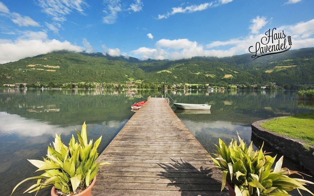Rakousko v hotelu u jezera se soukromou pláží, polopenzí a zapůjčením kol
