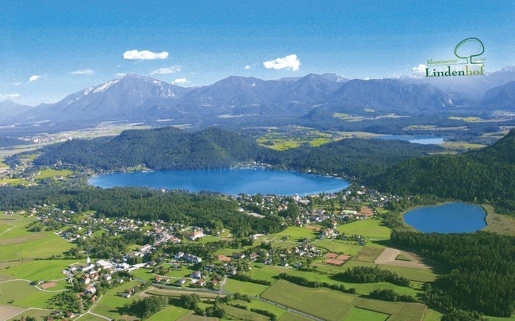 Rakousko: jedno z nejteplejších jezer Alp s polopenzí + dítě do 12 let zdarma