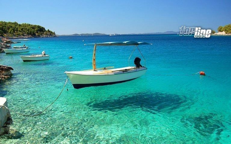 Chorvatsko: Dalmácie v rodinné vilce jen 350 m od moře - ideální pro rodiny