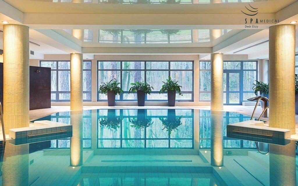 Polsko v luxusním lázeňském resortu s polopenzí a neomezeným bazénem