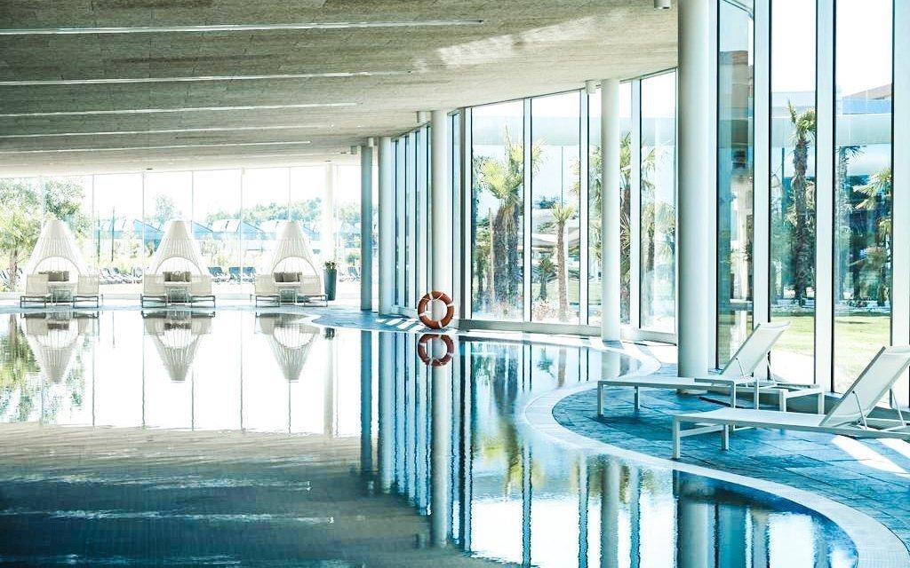 Maďarsko: neomezené wellness hýčkání v luxusním 4* areálu s polopenzí