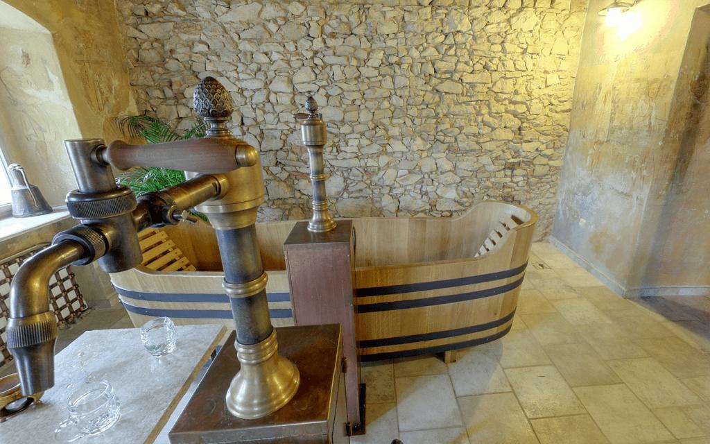 Štramberk: pobyt v luxusních apartmánech s pivní koupelí a solnou jeskyní