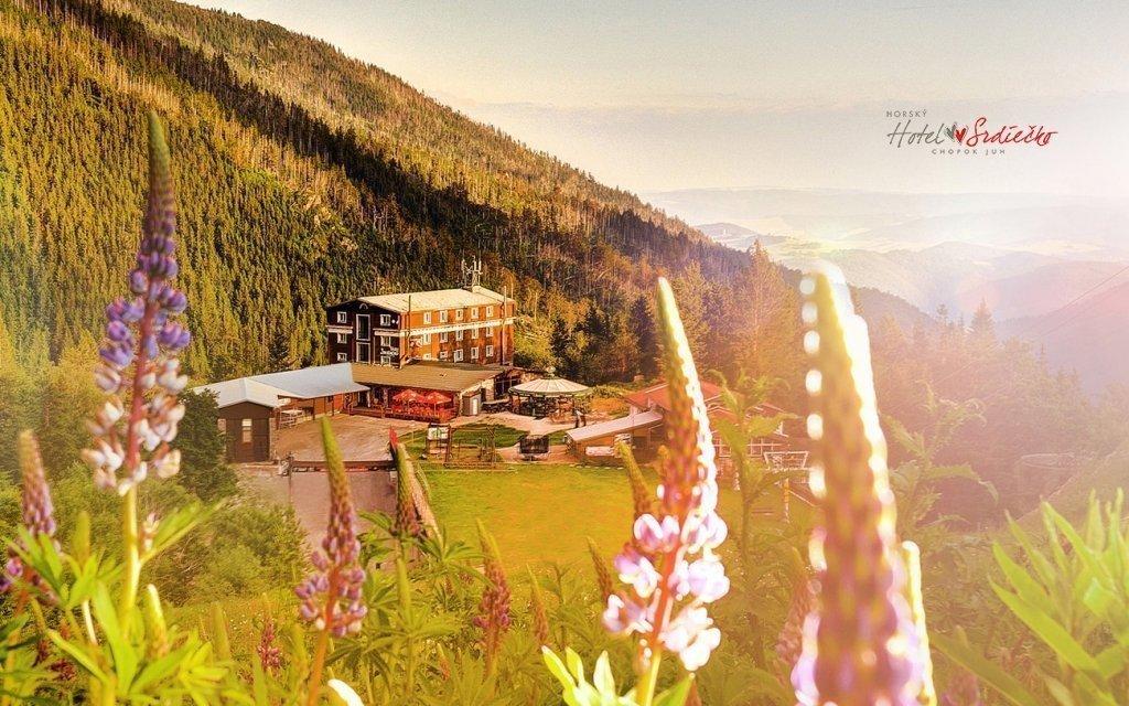 Nízké Tatry v TOP horském hotelu se vstupem do wellness a polopenzí