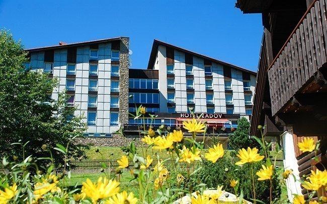 Šumava: pobyt v oblíbeném hotelu s polopenzí, vířivkou a zapůjčením kol