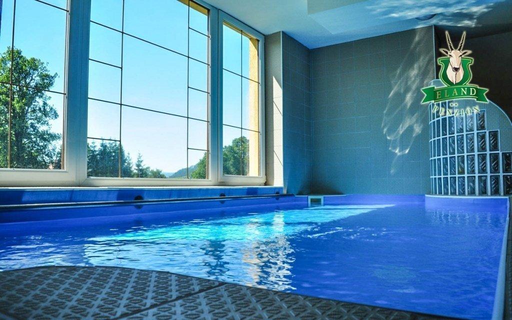 Pieniny s neomezeným bazénem, all inclusive light a wellness procedurou