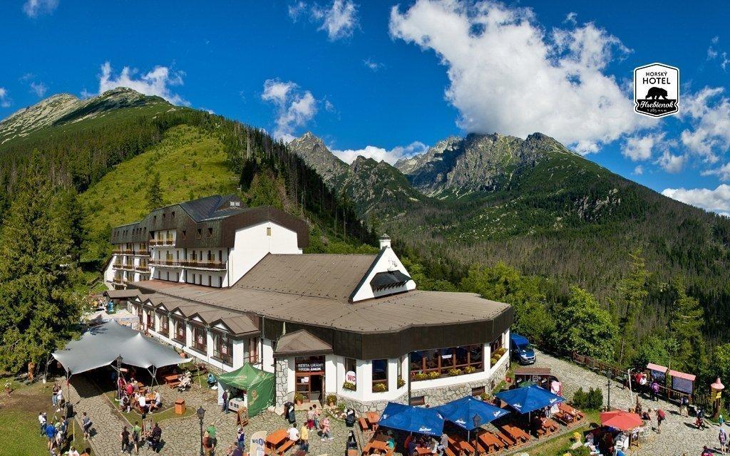 Vysoké Tatry: Hrebienok v horské ubytovně se snídaní + dítě do 12 let zdarma