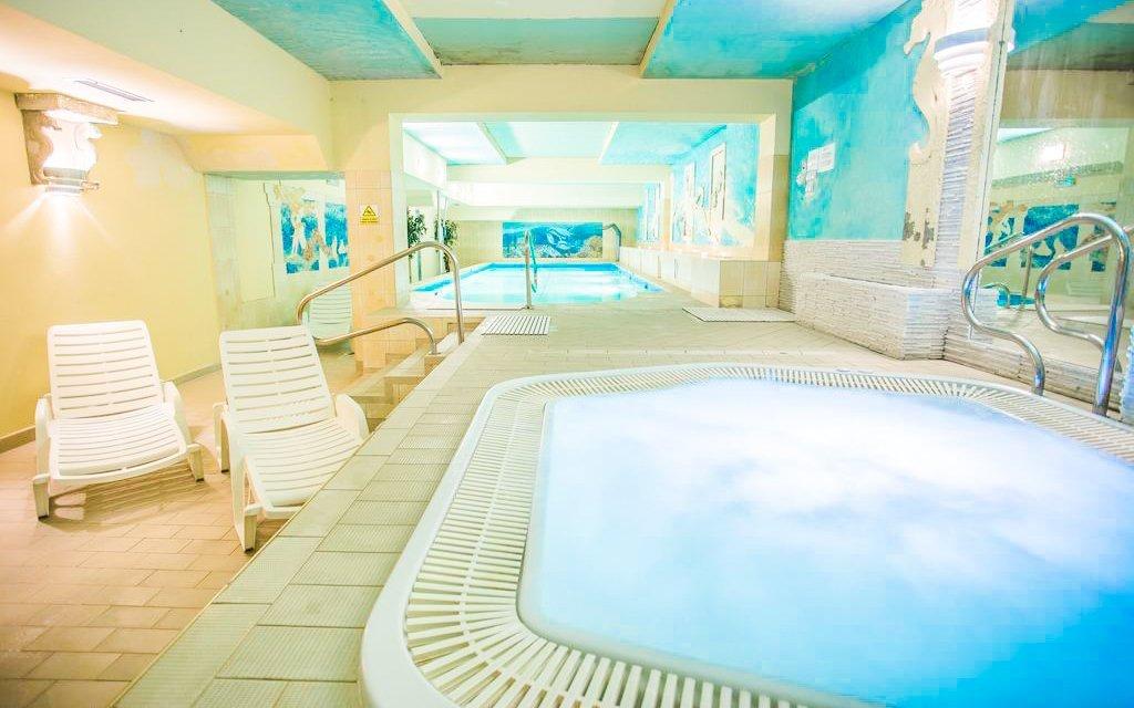 Polsko: Hotel St. Lukas Sanatorium **** s polopenzí, wellness a procedurami