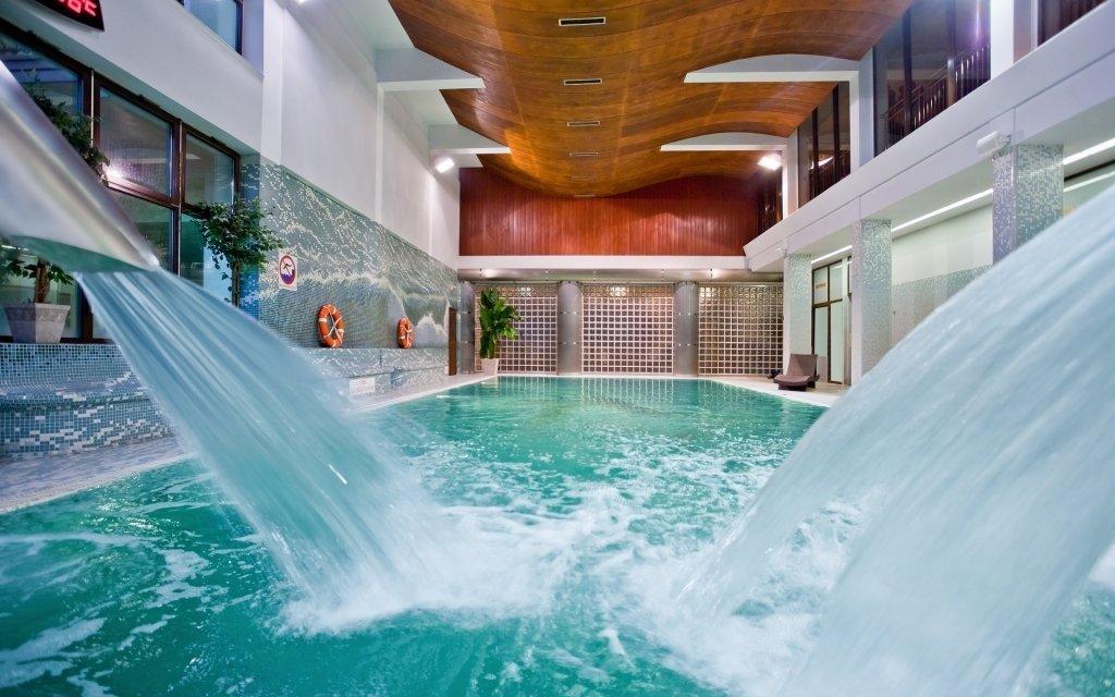 Polsko v oceněném 4* hotelu Klimek SPA s vlastním aquaparkem a polopenzí
