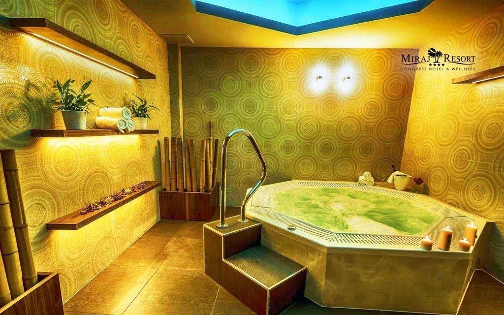 Slovensko: luxus s mořským wellness, bazénem se slanou vodou a saunami