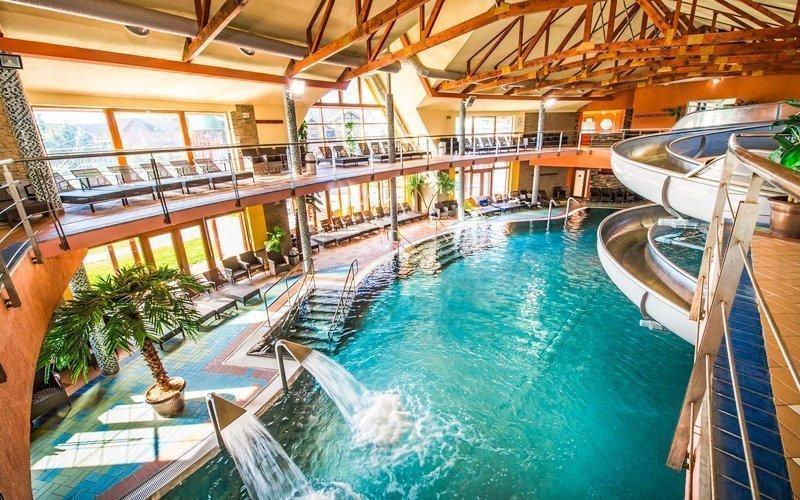 Bešeňová v Hotelu Summit *** s polopenzí, slevovou kartou a slevou do aquaparku