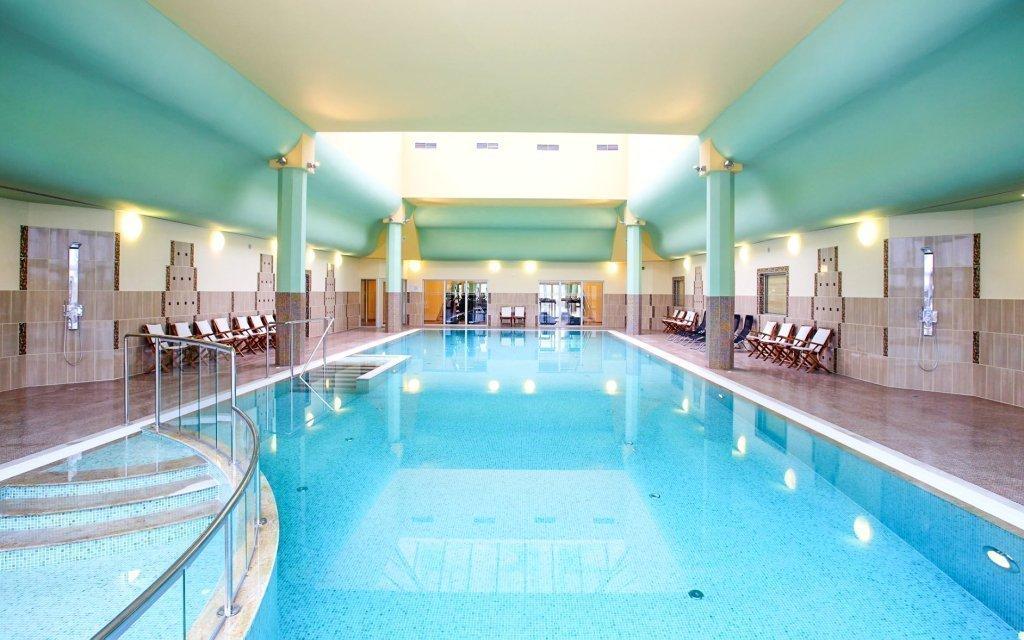 Znojmo ve 4* hotelu se saunou, vířivkou a bazénem + dítě do 17,9 let zdarma