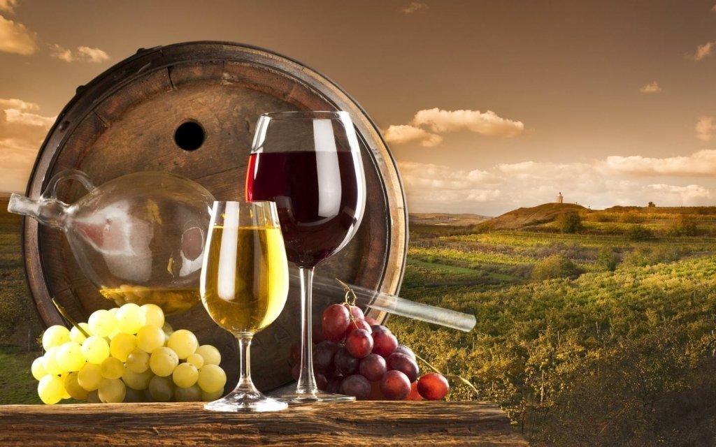 Rakousko: Romantika pro dva v rodinném vinařství s večeří při svíčkách a vínem