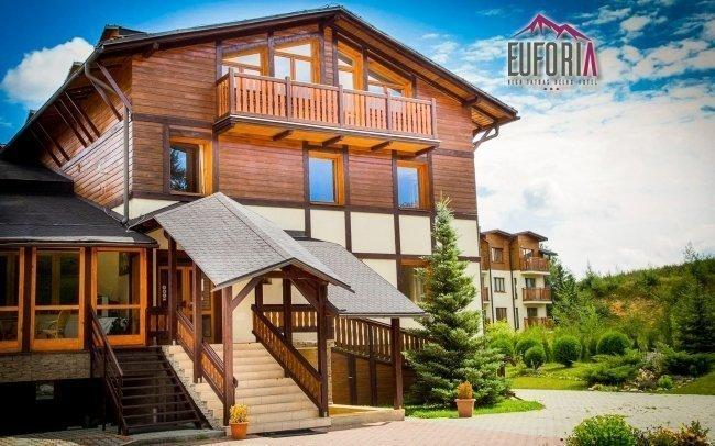 Vysoké Tatry s polopenzí, vířivkou, saunou a fitness + dítě do 6,9 let zdarma