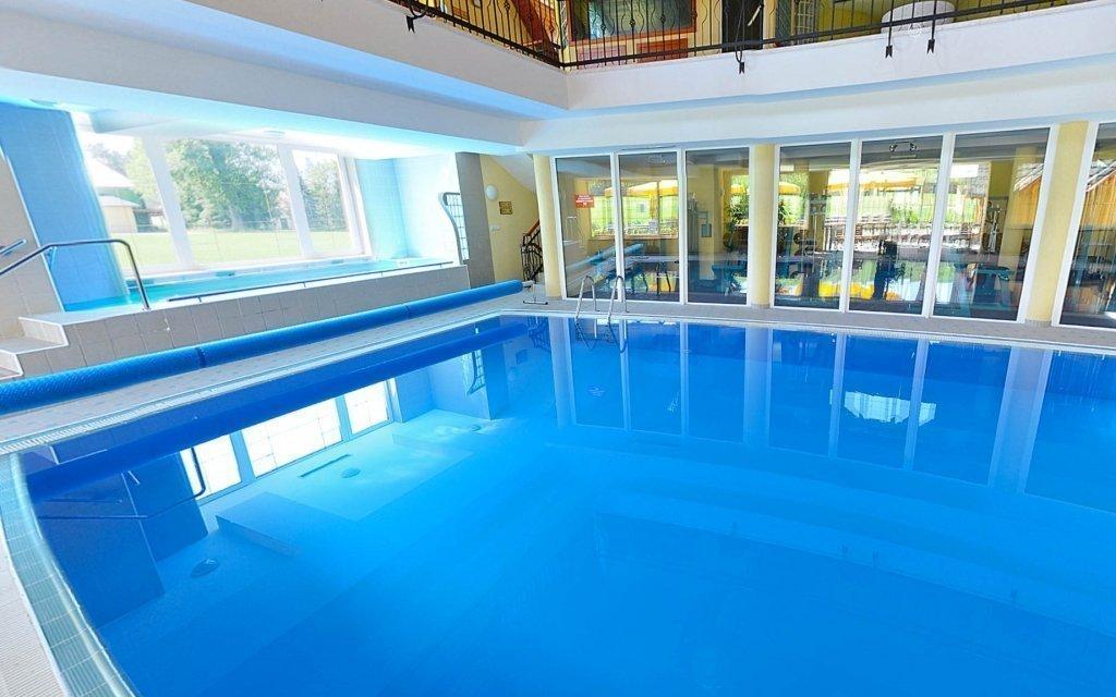 Pieniny s neomezeným bazénem, all inclusive a spoustou wellness procedur