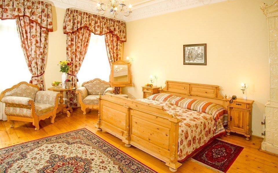 Karlovy Vary luxusně s polopenzí, wellness balíčkem, bazénem a masážemi