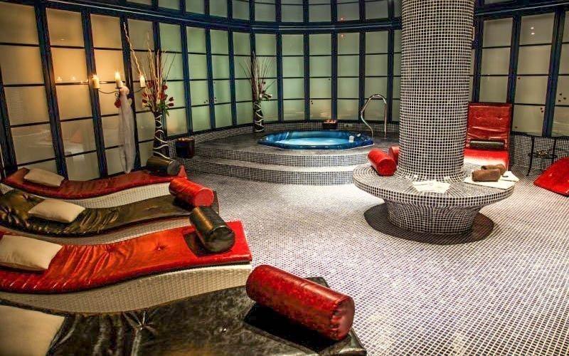 Česká Lípa: luxusní wellness pobyt s polopenzí, procedurami a aquaparkem