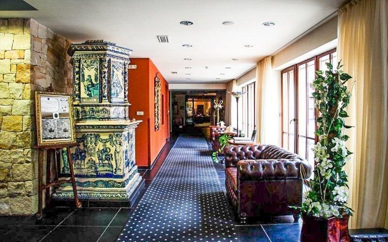 Mariánské Lázně: luxus v hotelu Morris s obsáhlým wellness balíčkem i polopenzí