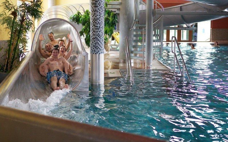 Bešeňová se vstupem do aquaparku a ubytováním ve 3* hotelu s polopenzí
