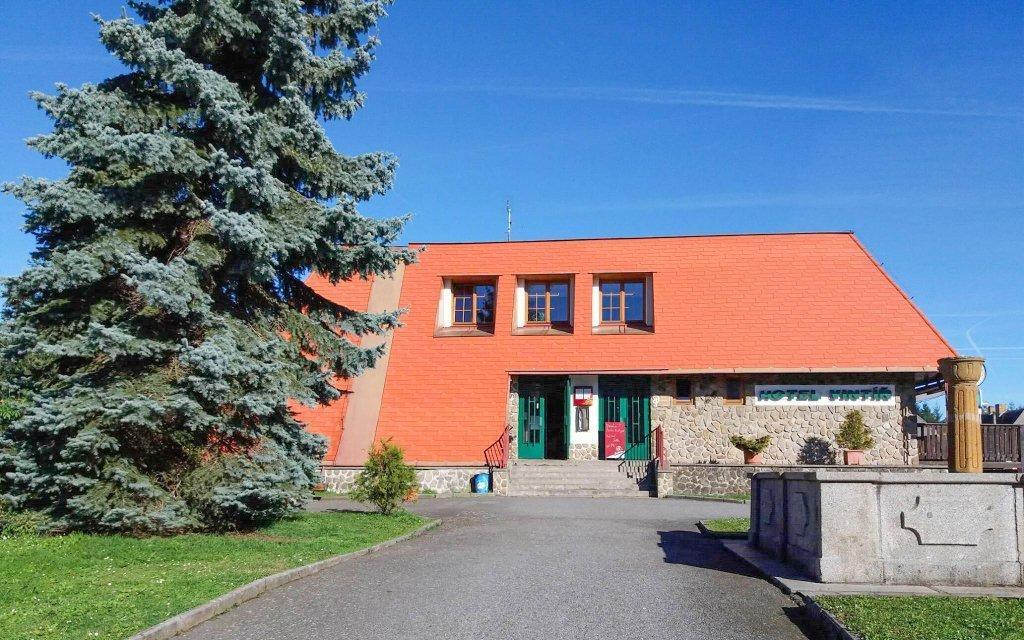 Šumava: ubytování pro dva s polopenzí v Hartmanicích + dítě do 8,9 let zdarma