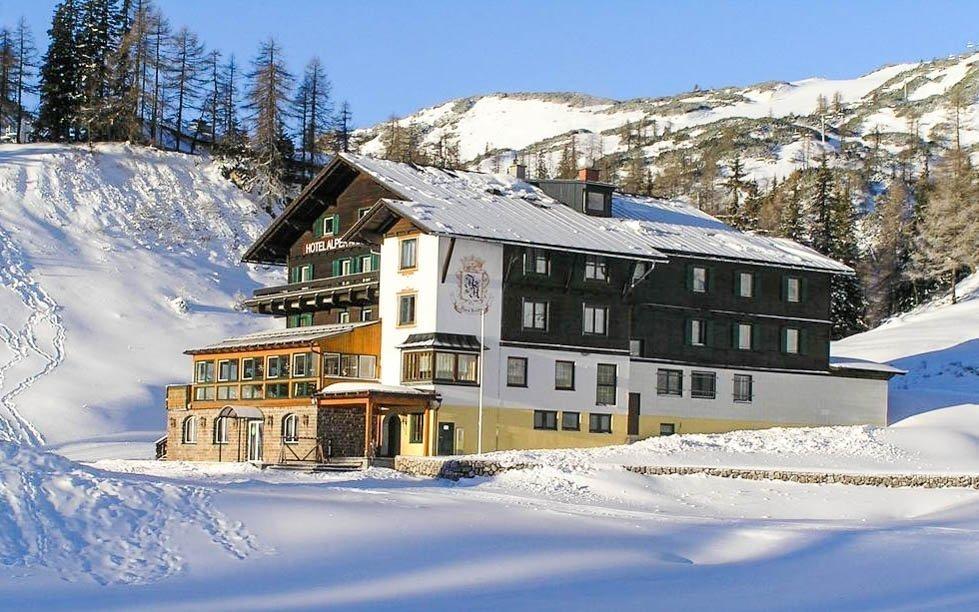 Rakouské Alpy v českém hotelu Alpen Arnika *** přímo u sjezdovky + dítě zdarma