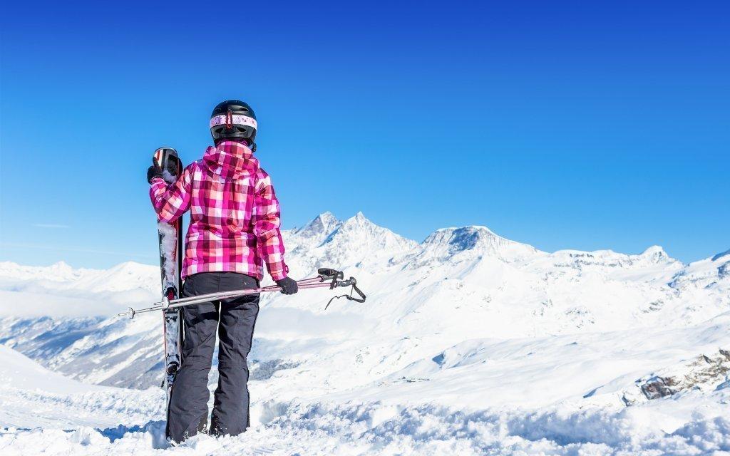 Rakouské Alpy na 5 dní se snídaní v penzionu jen 300 metrů od sjezdovky