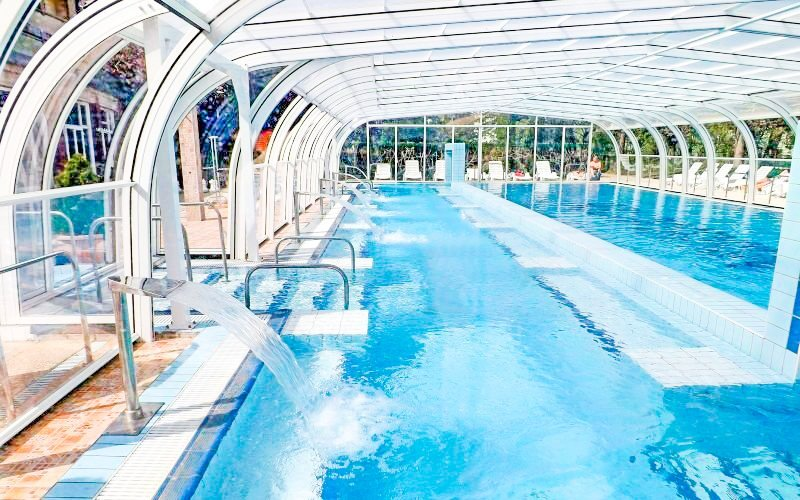 Hévíz ve 3* hotelu s neomezeným wellness s termálními bazény a vstupem k jezeru