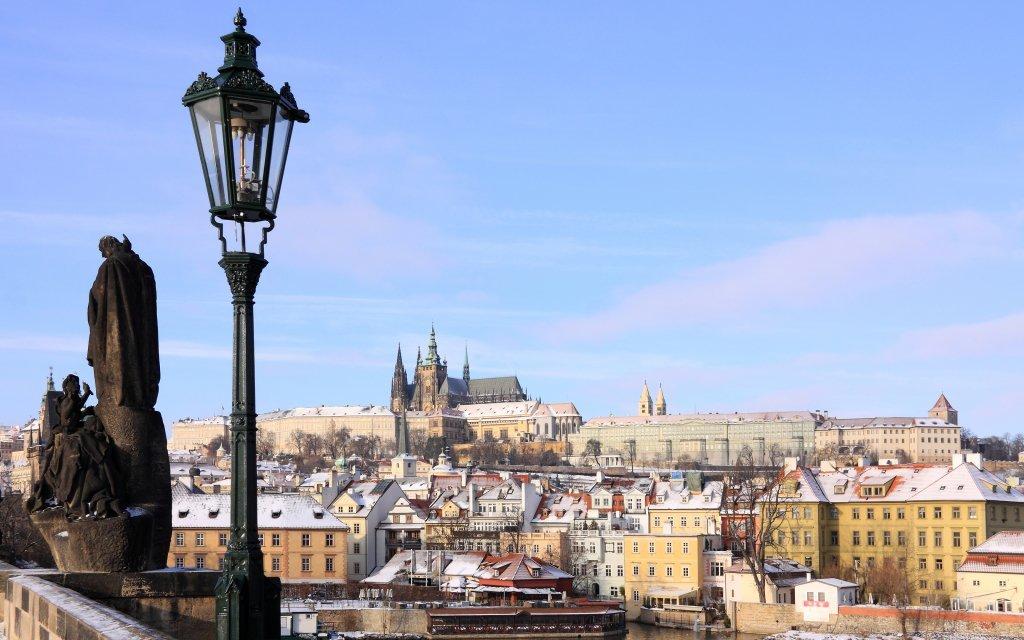 Praha: pobyt jen 20 minut od centra v klidném hotelu Golden Golem s polopenzí