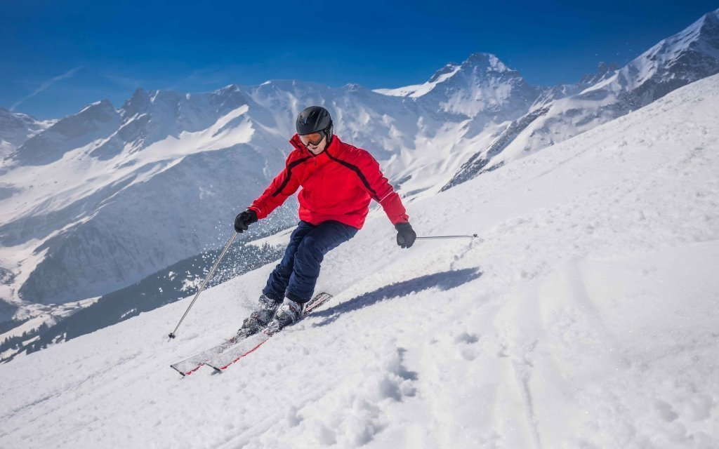 Rakouské Alpy na zimu s polopenzí a saunou v Hotelu Pruggererhof ***