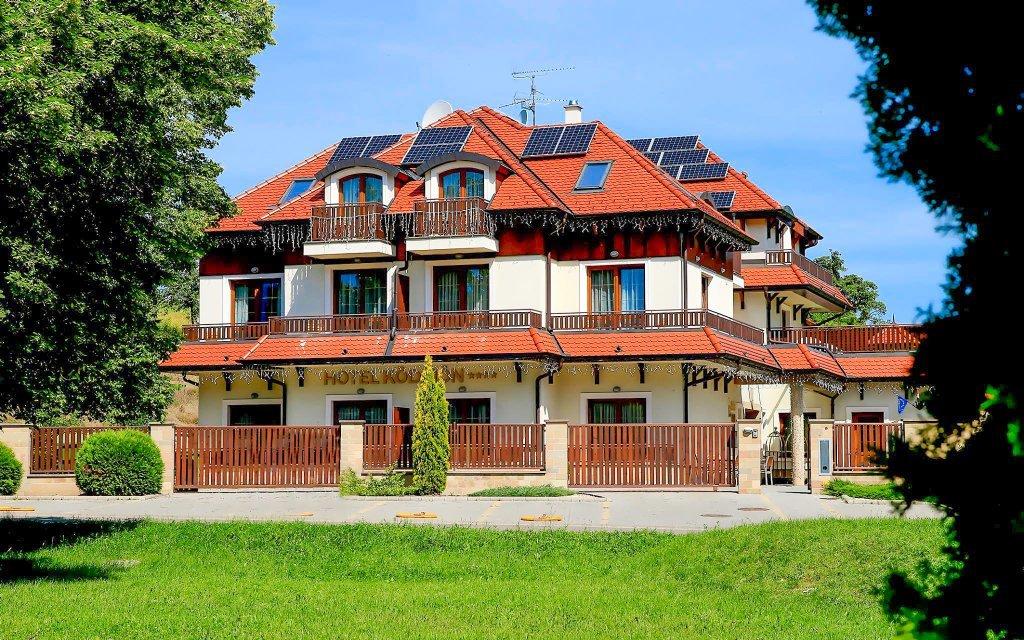 Eger v hotelu Ködmön **** s neomezeným wellness a vstupem do termálních lázní