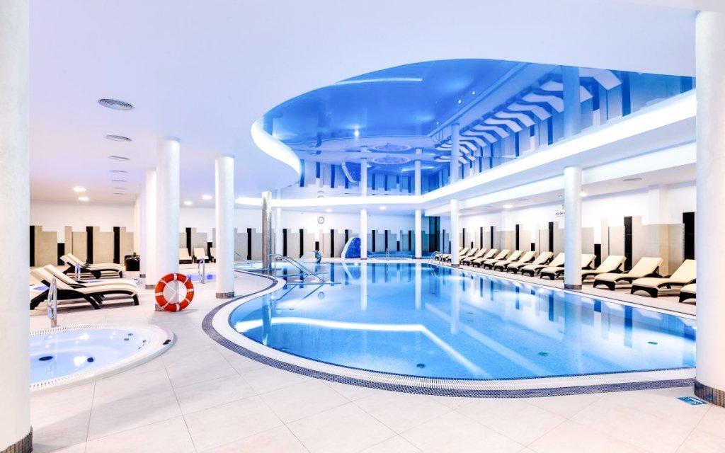 Polsko: Krkonoše v luxusním Hotelu Osada Sniezka s wellness a zábavním centrem