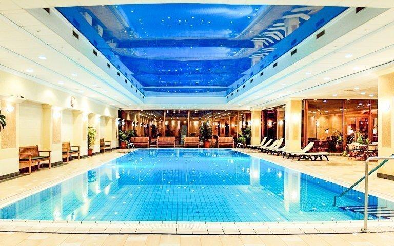 Budapešť v oceněném Danubius Resortu **** s neomezeným wellness + dítě ZDARMA
