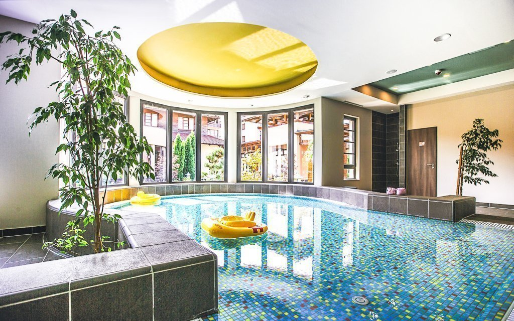 Bük luxusně v hotelu Caramell **** s neomezeným wellness a polopenzí