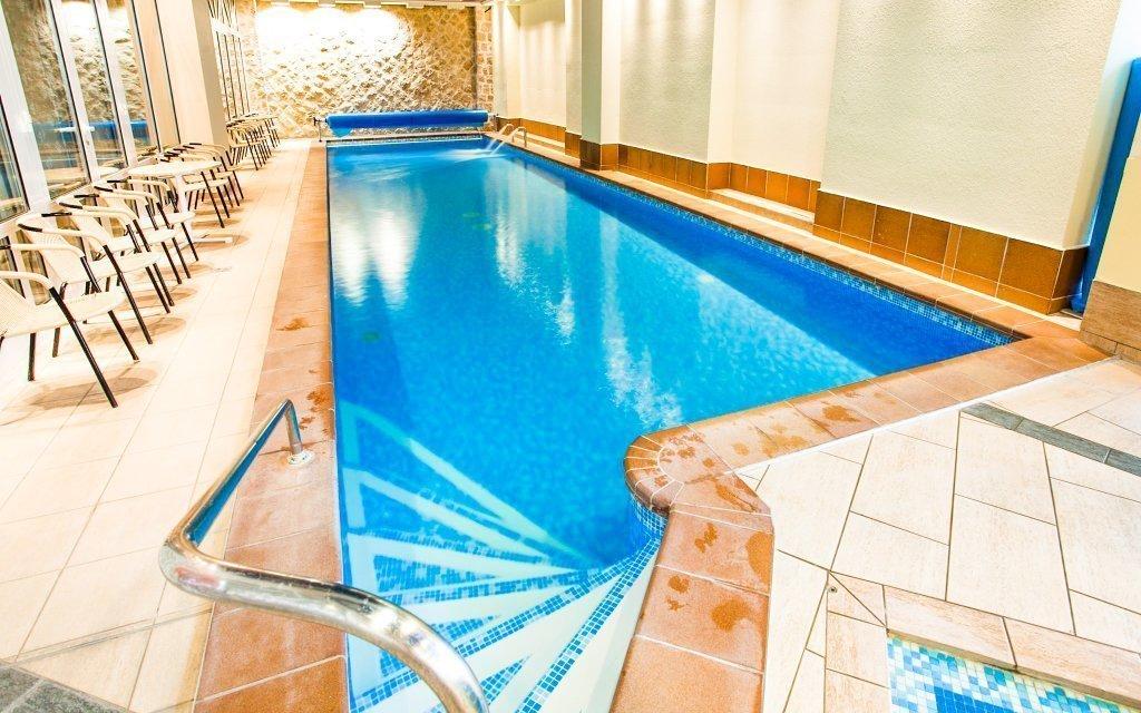 Luxus v Šoproni: Pannonia Hotel **** s neomezeným wellness a polopenzí