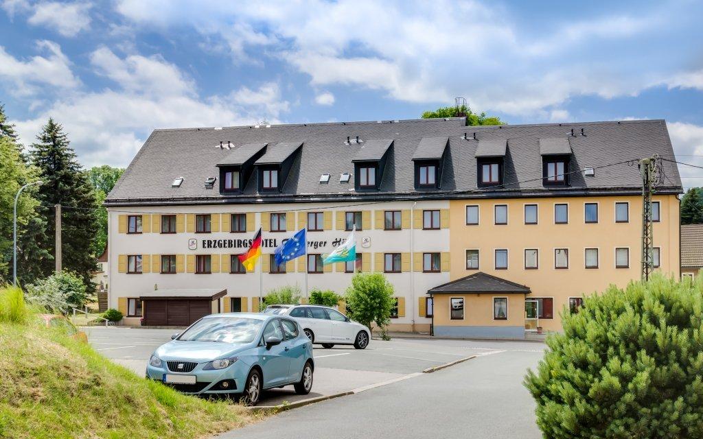 Německo: Krušné hory v Erzgebirgshotelu s all inclusive + dítě ZDARMA
