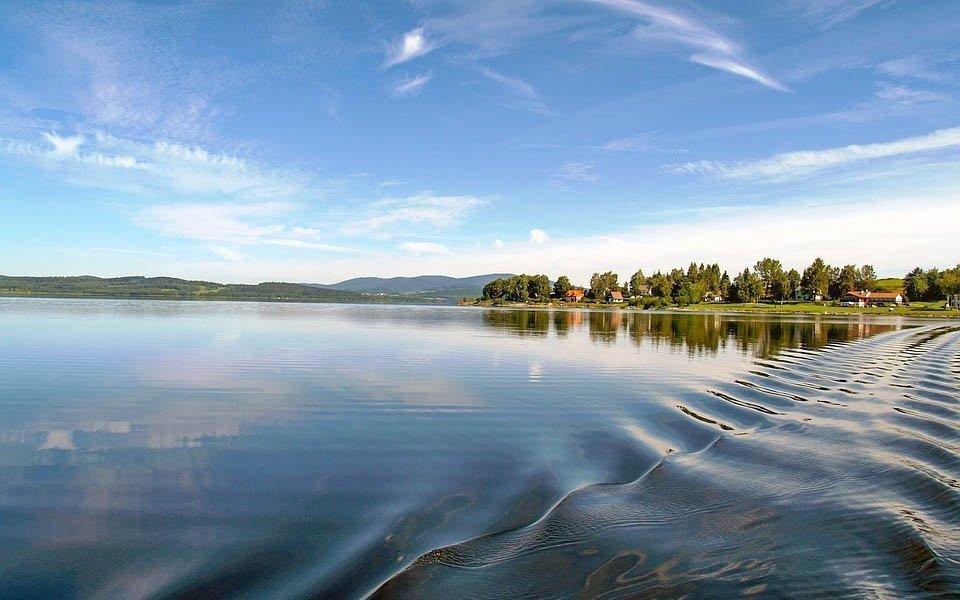 Lipno: pobyt v penzionu Rex přímo na břehu jezera s polopenzí