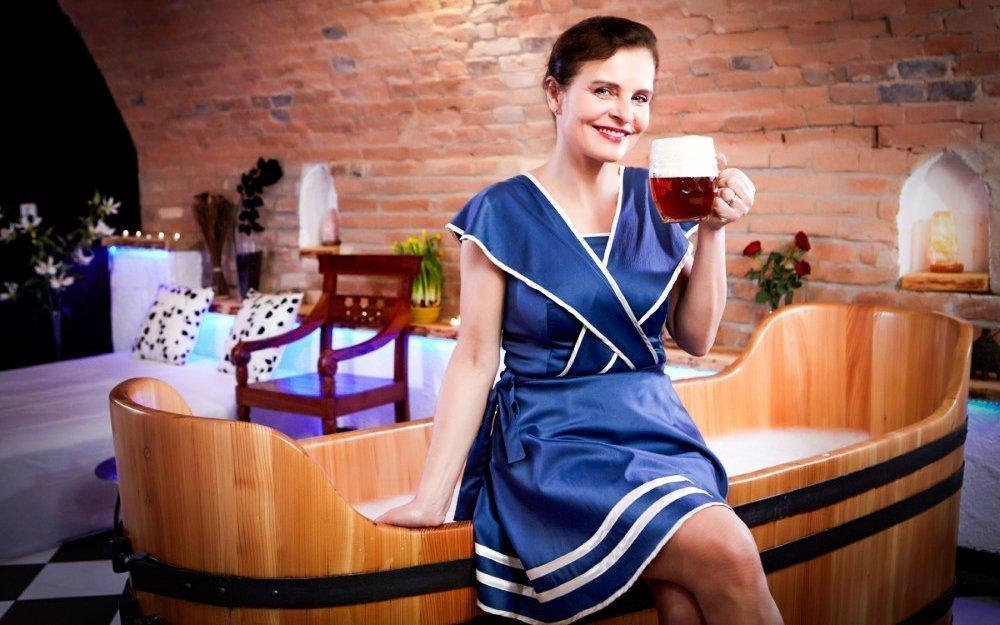 Rožnovské pivní lázně: relaxace s pořádným balíkem procedur a stravou