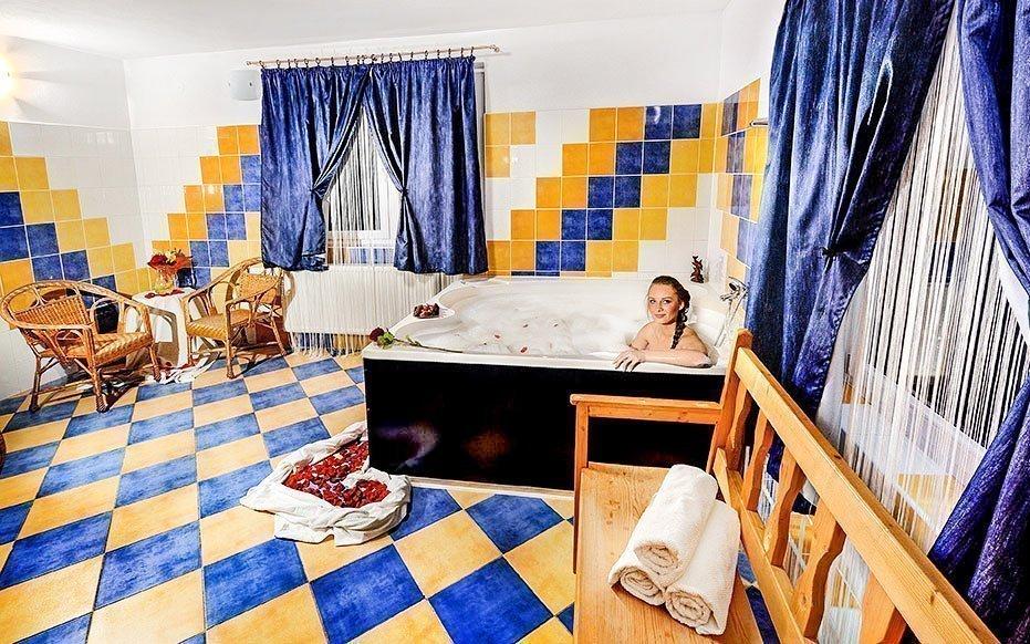 Vysoké Tatry pro rodiny v Penzionu Kamzík *** s polopenzí + 2 děti zdarma