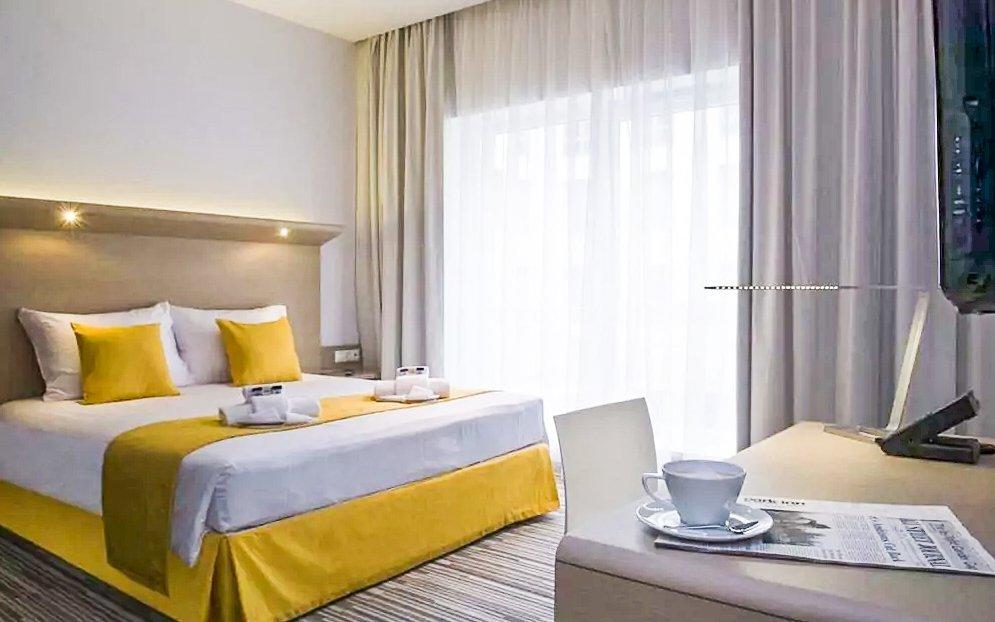 Budapešť luxusně v hotelu Park Inn **** se slevovou kartou a snídaní