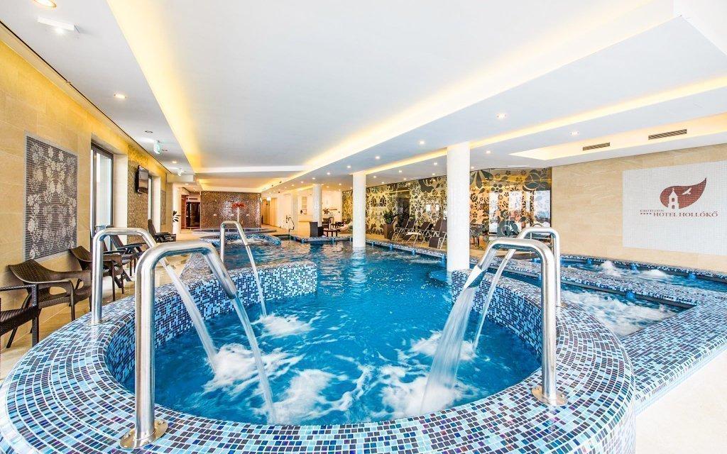 Maďarsko v Castellum Hotelu Hollókő **** s luxusním wellness a polopenzí