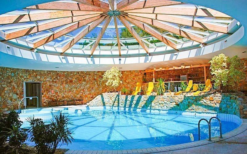 Lázeňské Dudince se 14 léčebnými procedurami a plnou penzí v Hotelu Flóra