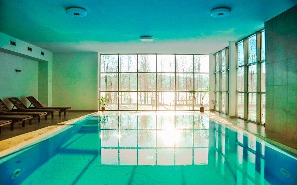 Lipno v luxusním Hotelu Orsino **** s bazénem, saunou a polopenzí