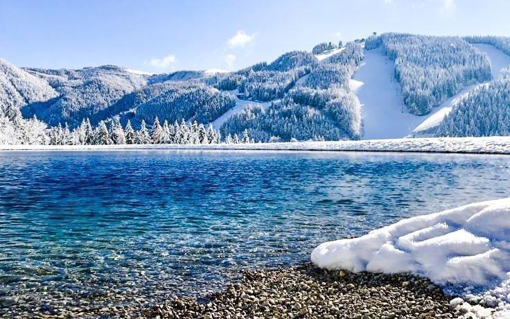 Vídeňské Alpy ve Sporthotelu am Semmering *** s polopenzí a wellness