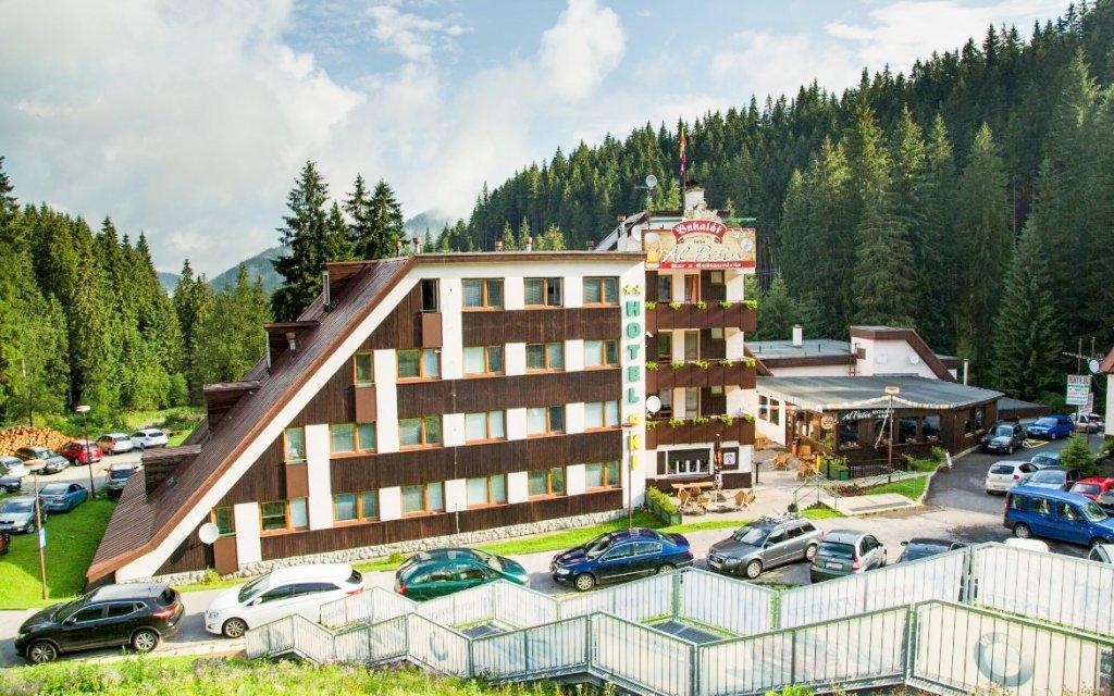 Nízké Tatry v Hotelu SKI s polopenzí a Liptov Card + dítě do 12 let zdarma