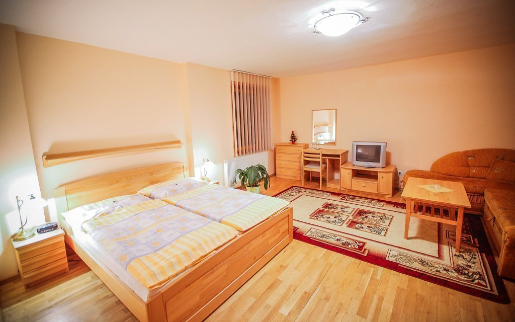 Vysoké Tatry: last minute v Hotelu Eufória *** s polopenzí a saunou