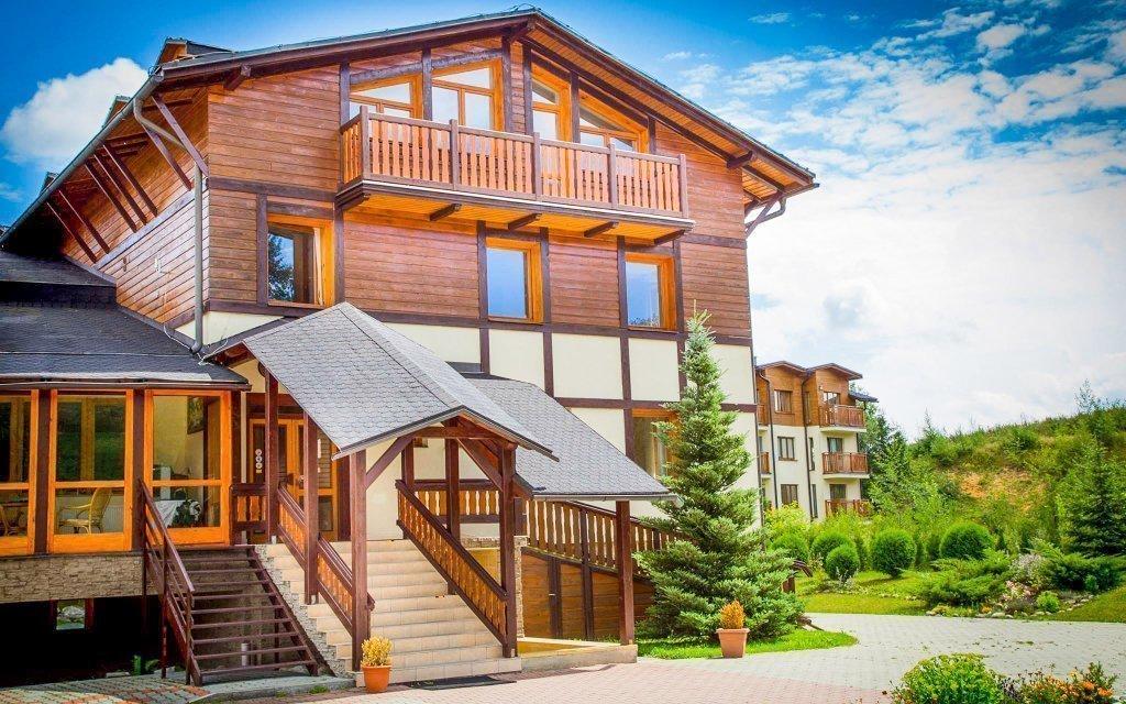 Vysoké Tatry na jaro nebo léto v Hotelu Eufória *** s polopenzí a wellness