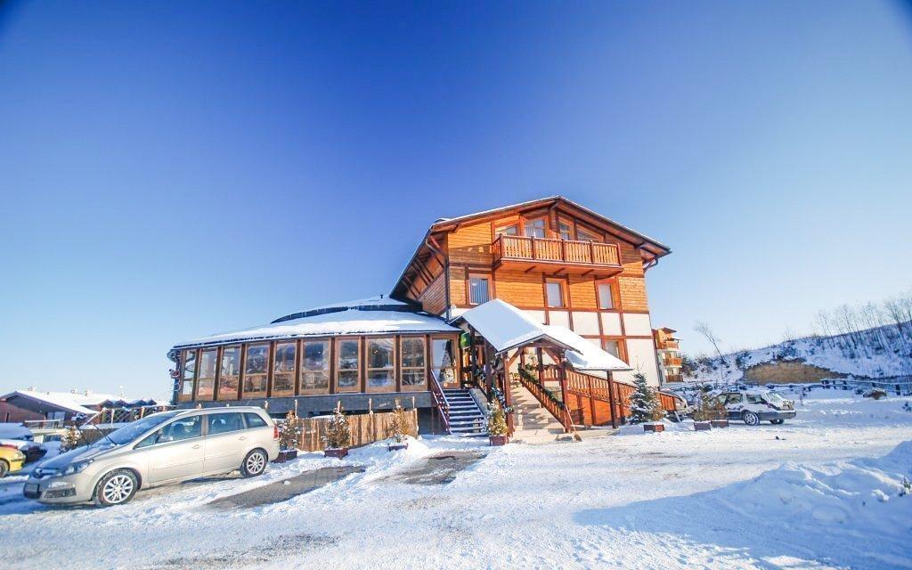 Vysoké Tatry na zimu v Hotelu Eufória *** s polopenzí a wellness